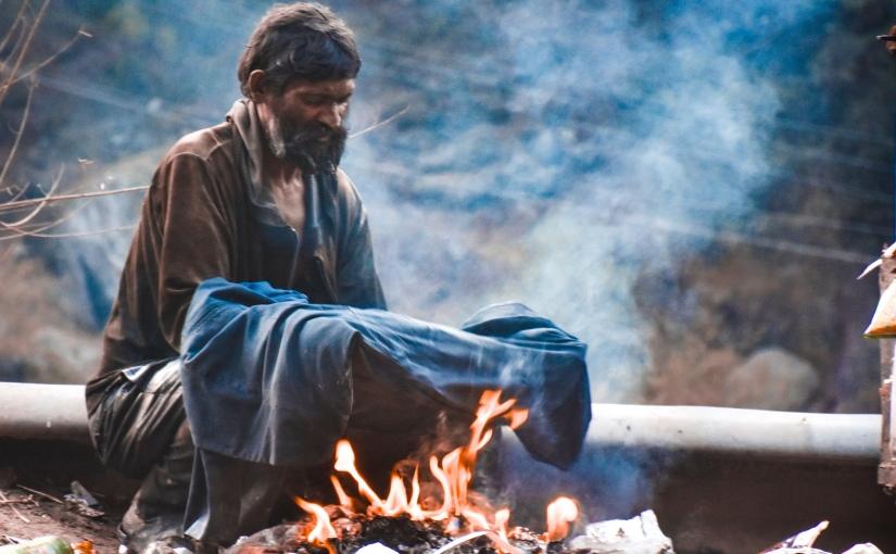 Flash Fiction: The HomelessMan